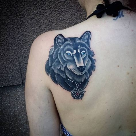 tattoo meaning of a wolf 95 best tribal lone wolf tattoo designs meanings 2018