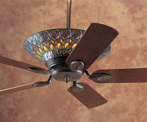 ceiling fan with stained glass light 10 benefits of stained glass ceiling fans warisan lighting