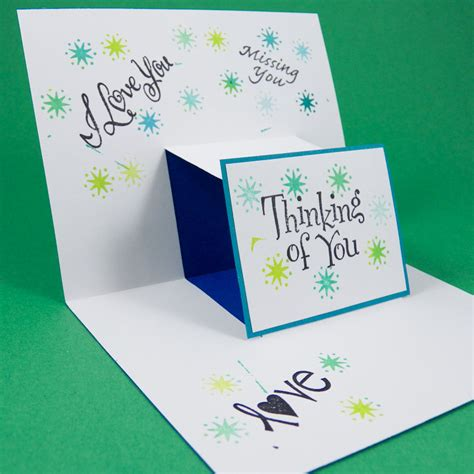 how to make a pop out card step by step step pop up cards greeting card ideas s crafts