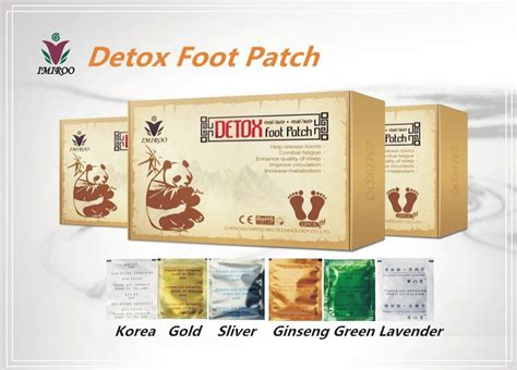 Detox Foot Patch by Supply Original Factory Foot Care Japan Detox