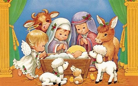 imagenes del nacimiento de jesus infantiles the birth of jesus 1280x800 wallpapers 1280x800