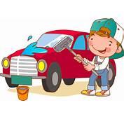 洗车卡通小孩交通免费下载 格式eps图片编号17608826 千图�www58piccom