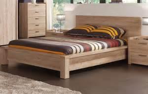trouver modele lit 2 places en bois
