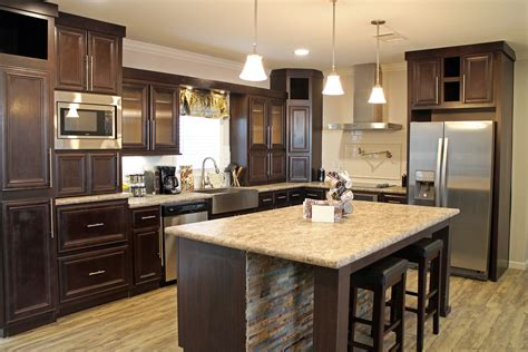 lovely What Is The Difference Between Modular And Manufactured Homes #4: Titan_Factory_Direct-The_Hillcrest_IV-Kitchen.jpg?t=1537893693360#keepProtocol