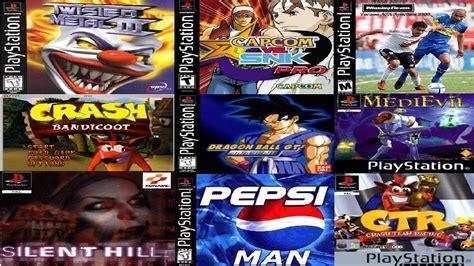 descargar de one descargar juegos de playstation 1 portables rival