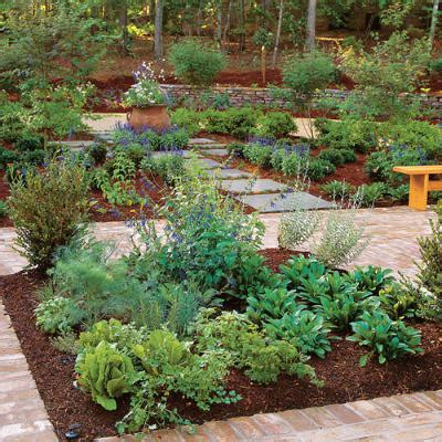 Herb Garden Layout Ideas Herb Garden Design Ideas For Existing Landscape Herb Garden Design