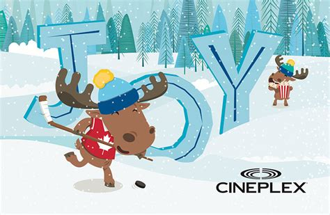 cineplex gift pack cineplex com holiday gift bundle