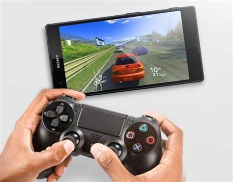 dualshock 4 android cult of android get your on with a ps4 controller on the sony xperia t2 ultra cult of
