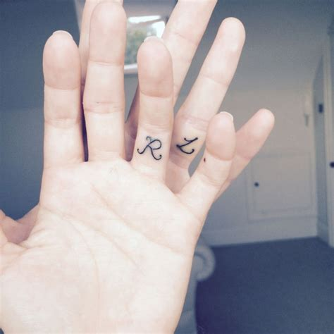 finger tattoo care instructions casual homespun wedding of tv presenter layla anna lee
