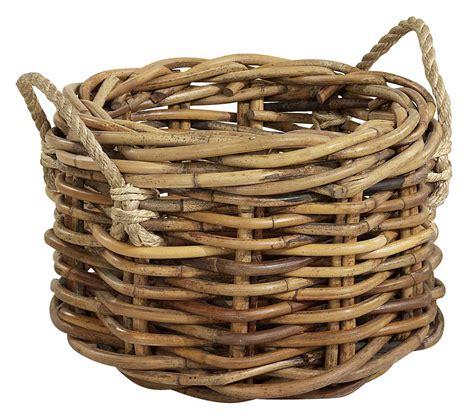 Basket Planter by Small Basket Planter Artwood