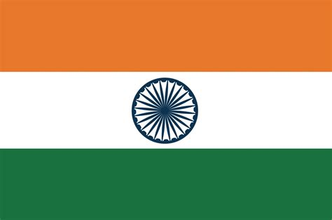 flags of the world orange white green the indian flag is designed with 3 stripes one orange