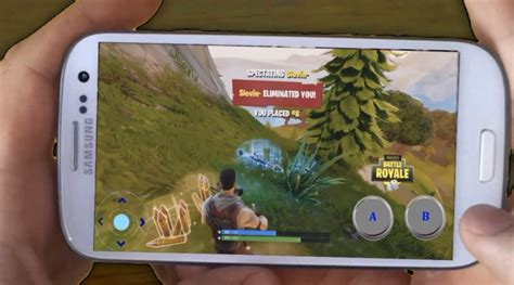 fortnite battle royale mobile fortnite s battle royale coming to your mobile phone