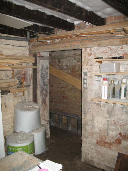 basement conversions in basement conversion in a grade ii building birmingham