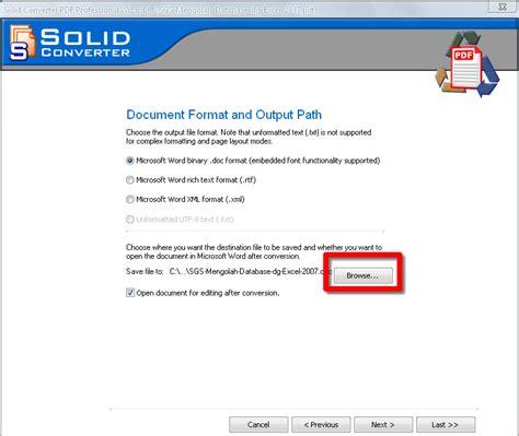 format odf adalah cara mengubah file format pdf menjadi format word