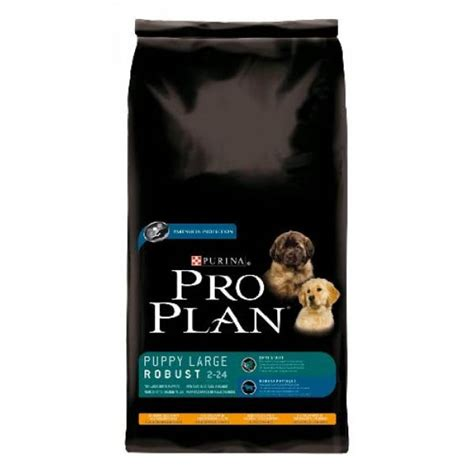 pro plan puppy large breed pro plan puppy large breed robust chicken rice vogelartikelenwebshop nl