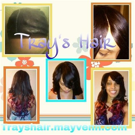 step by step tutorial on seeing curly weave the 25 best invisible part weave ideas on pinterest sew