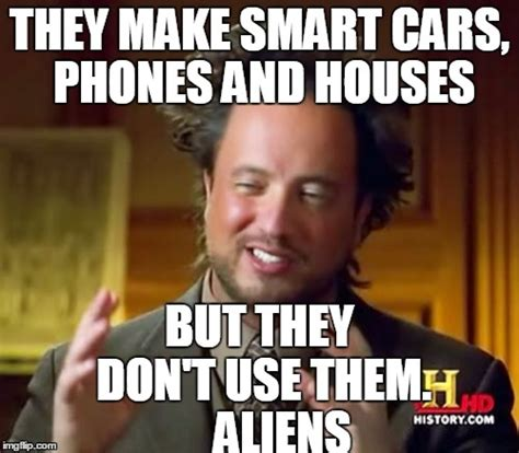 Memes What Are They - ancient aliens meme imgflip