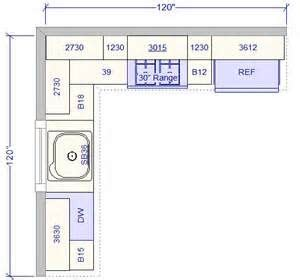 10x12 kitchen floor plans kitchen floor plans 10x12 28 images options for your