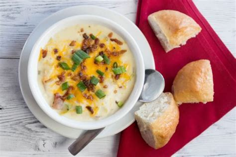 Machine Shed Potato Soup Recipe by Learn To Make Baked Potato Soup Machine Shed