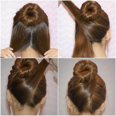 hairstyles for long hair nurses 25 five minute or less hairstyles that ll save you from