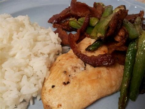 recipe chicken bacon and asparagus my mom thoughts
