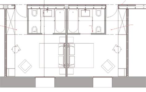 come disegnare un bagno progettare una di hotel