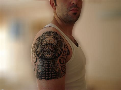 quarter sleeve tattoo length maori quarter sleeve 4 by makisg on deviantart