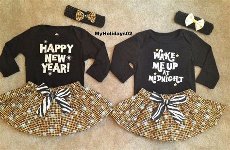 new year clothes baby new years skirt dress baby 1st