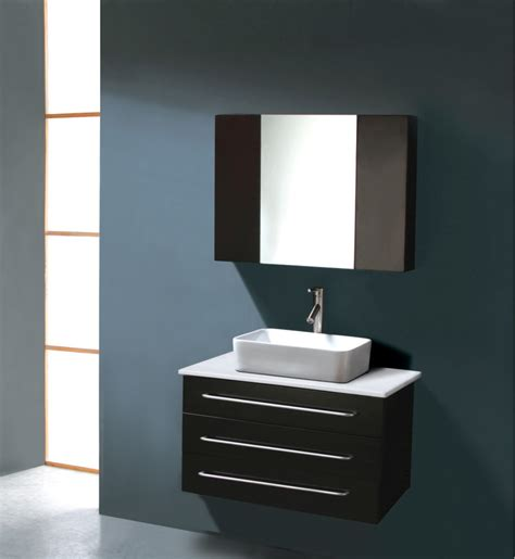 Modern Bathroom Vanity Dimitrie Bathroom Modern Vanities