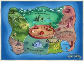 lands of map all about the book land of stories pathfinder