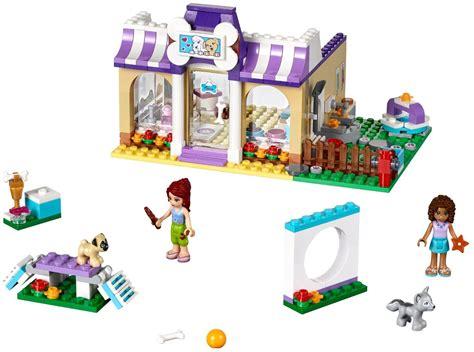 lego friends puppy daycare lego 41124 lego friends heartlake puppy daycare παιδικός σταθμός