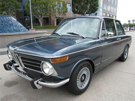 1972 bmw 2002 tii 1972 bmw 2002tii bring a trailer