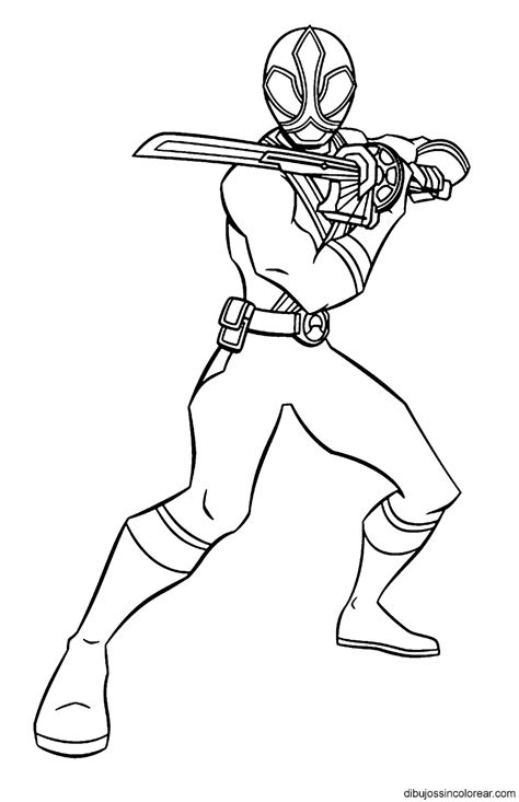 blue mighty morphin power rangers coloring coloring pages