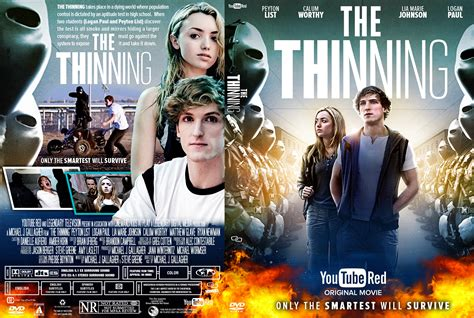 the thinning dvd cover 2016 r1 custom