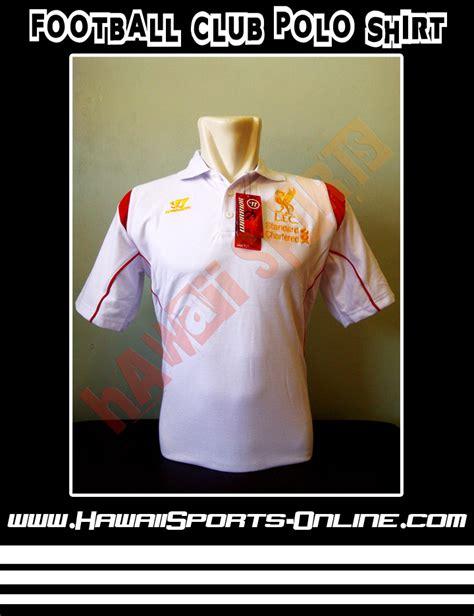 Kemeja Bola Juventus White Jc223 toko olahraga hawaii sports warrior liverpool polo shirt