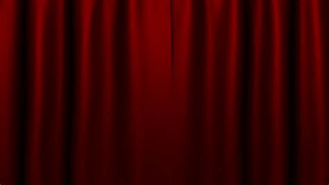 dark red curtains red curtain with alpha channel stock footage video 4915505