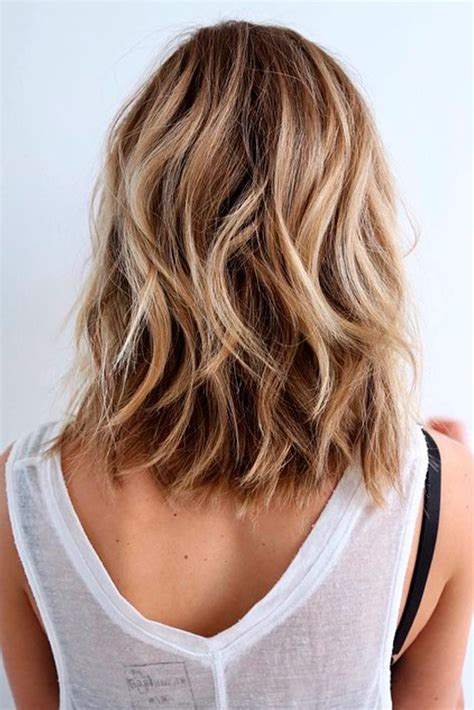 28 best haircuts images on pinterest hair cut short 30 wavy hairstyles for medium length hair to try medium