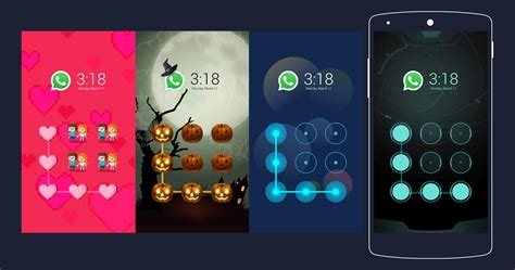 applock themes iphone applock theme halloween for android download