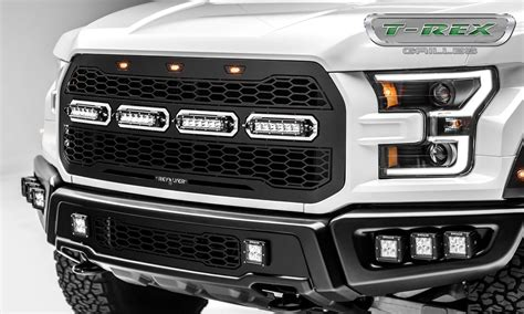 ford raptor grill lights t rex ford f 150 raptor revolver series w forward