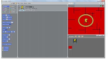 membuat game jadi portable cara membuat game labirin lewat scratch part 1 fluida