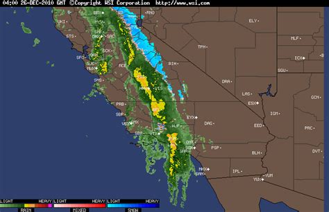 california weather map december 2010 southern california weather notes