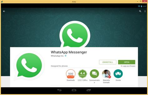 install whatsapp on laptop an easy way to install whatsapp on your pc laptop