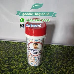 Tas Souvenir Model Permen Tsum Tsum 2 tumbler murah murah goodie bag murah