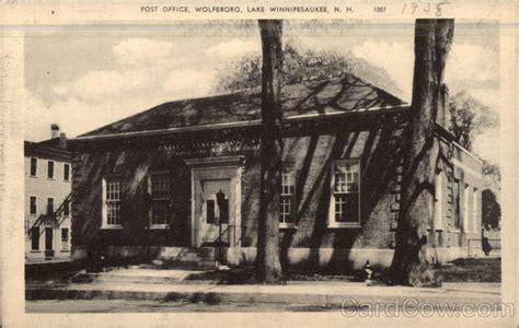 Hton Nh Post Office by Post Office Wolfeboro Lake Winnipesaukee