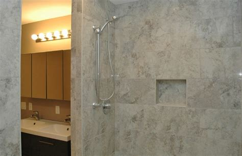 custom walk in showers custom walk in shower contemporary bathroom portland