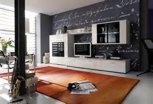 etagere pour meuble tv et salle a bois contemporain