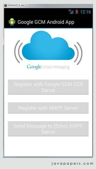 android xmpp tutorial google cloud messaging gcm ccs with xmpp java tutorial blog