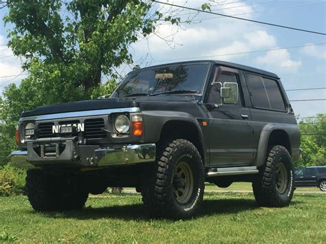 nissan safari lifted 1980 nissan patrol vintage mudder reviews of classic