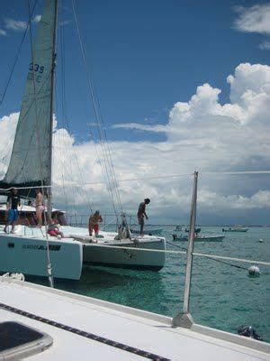 seaduced catamaran belize there is nothing like sailing from ambergris caye belize