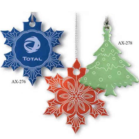 wadayaneed aluminum christmas ornaments custom imprinted